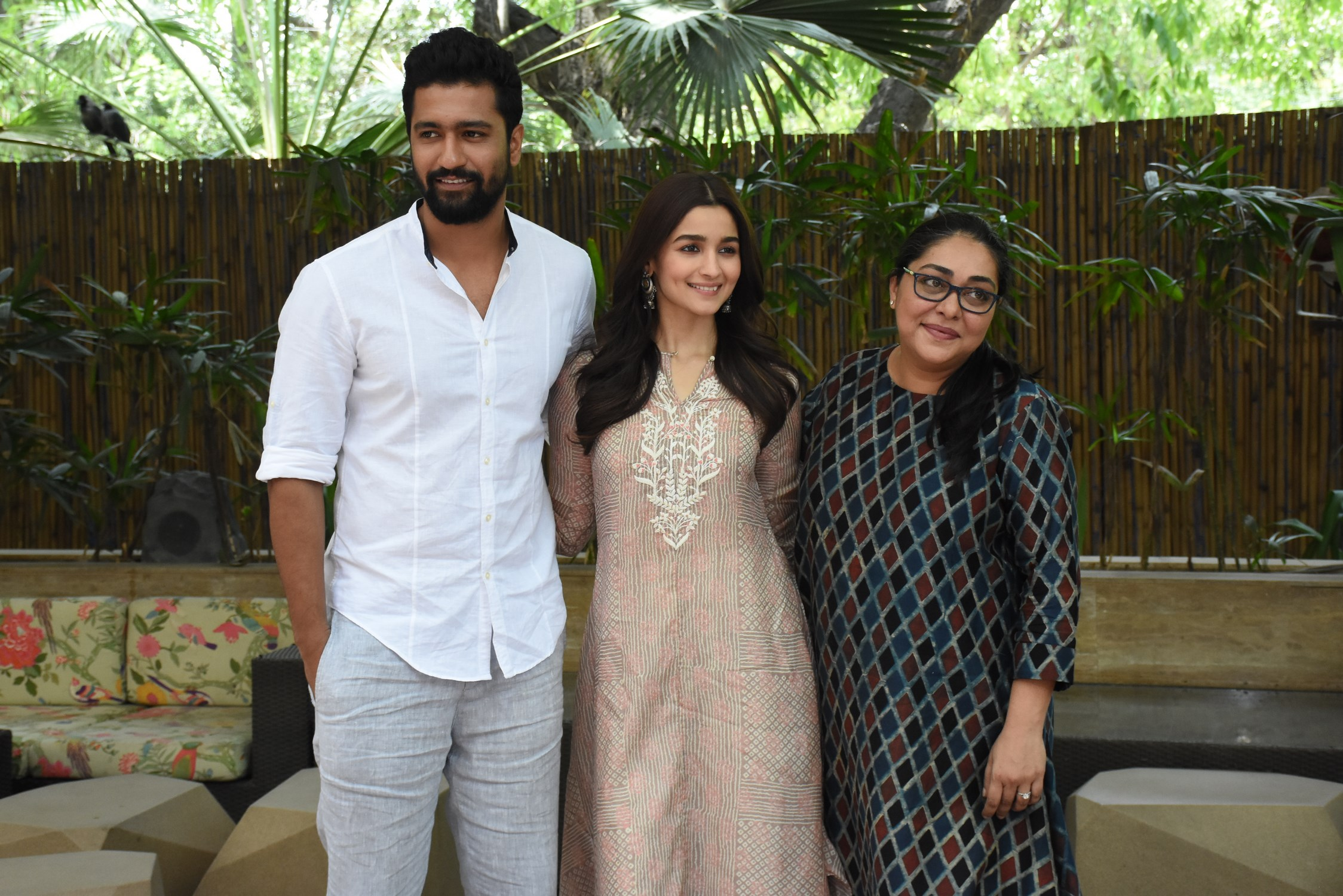 'Raazi' promoted by Alia Bhatt & Vicky Khaushal in Nations's Capital!
