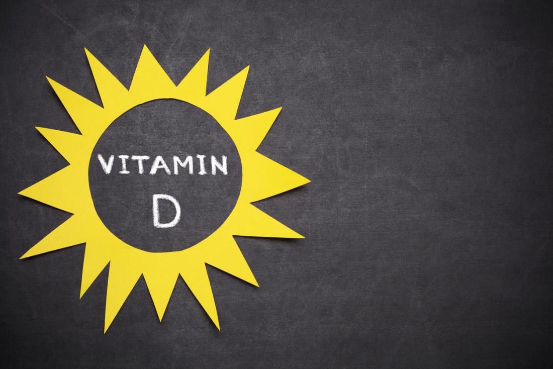 Vitamin D can become an important source in managing malnutrition