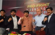 Amjad Khan Boxing Foundation introduces it's Maiden Pro-Fight Event