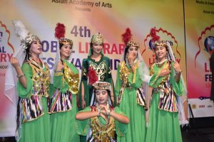 Marwah Studio will launch a three-day Global Literary Festival from September 13