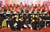 100th Convocation program at Marwah Studios