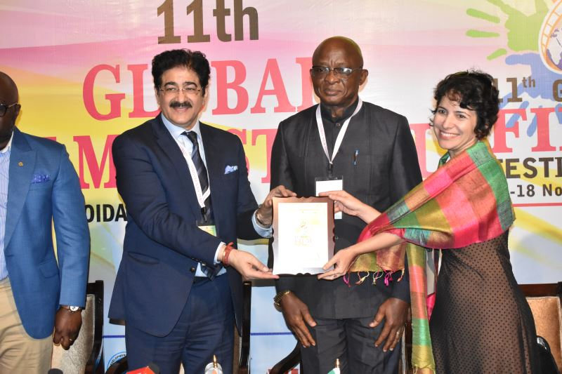 11th Global Film Festival at Marwah Studios